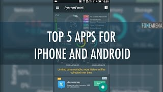 Top 5 Apps for iPhone and Android - #FoneApps 8