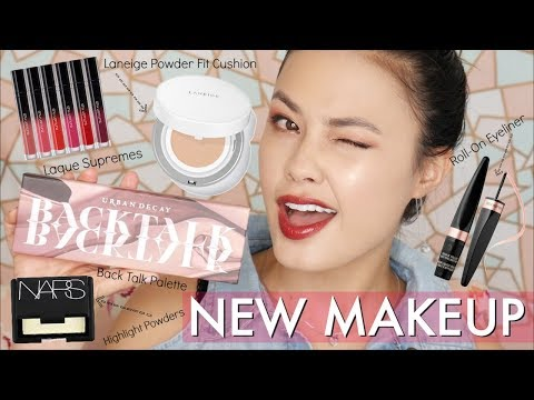 GRWM: Trying a BUNCH of New Makeup Products! Korean, Japanese, & Western Beauty