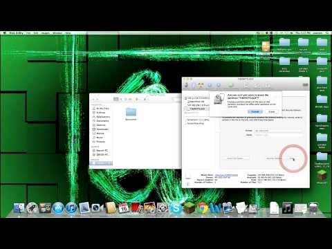How to clear a usb on a mac!