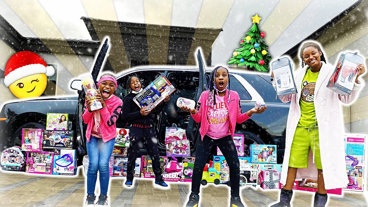 I Surprised My Kids With Last Min Christmas Shopping!