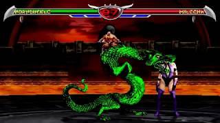Mortal Kombat Chaotic 2 - Supreme Demonstration - Part 8/10