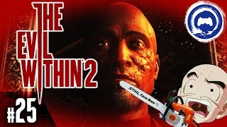 The Evil Within 2 Part 25 - Krillin Plays