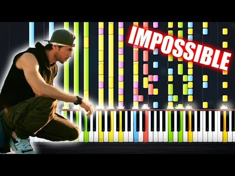 Enrique Iglesias - SUBEME LA RADIO - IMPOSSIBLE PIANO by PlutaX