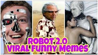 2.0 - Official Trailer | 2.0 MEMES BEYOND THE LIMIT OF SCIENCE | RAJINIKANT | AKSHAY KUMAR