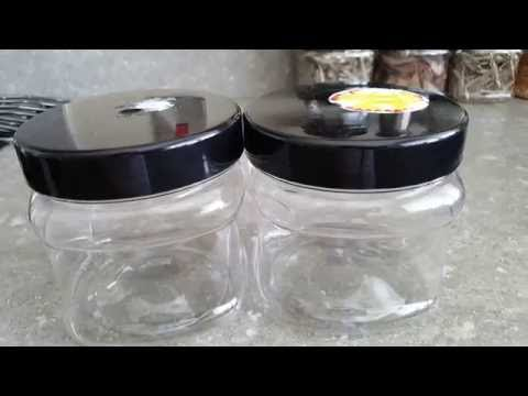 HOW TO REMOVE STUBBORN STICKERS IN PLASTIC CONTAINER   J & C DAILY TIPS   AUGUST 2016