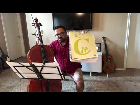 4 Month Cello Anniversary and the instagram 21 days of practice challenge