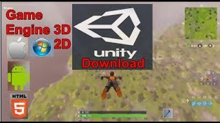 Unity 3d Download