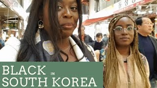 Download Black in SOUTH KOREA. Travel VLOG Video