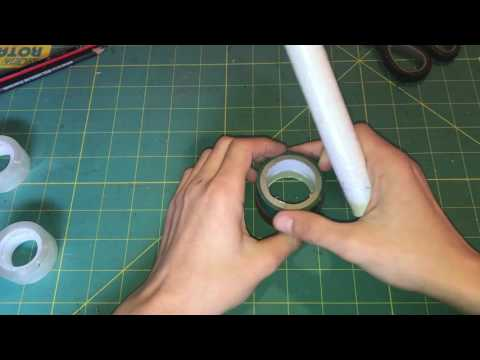 How to make the Ultimate cannon from PAPER AND MATCHES!!!😱