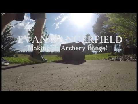 Making an Archery Range!