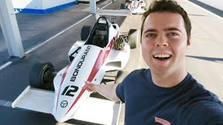 How I Became A Racing Driver!