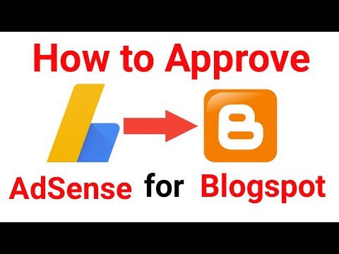 How to Approve Google Adsense for Blogspot Subdomain [Hindi]