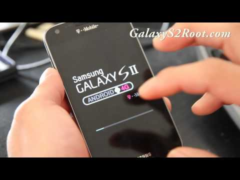 How to Backup ROM on Rooted T-Mobile Galaxy S2 [SGH-T989]
