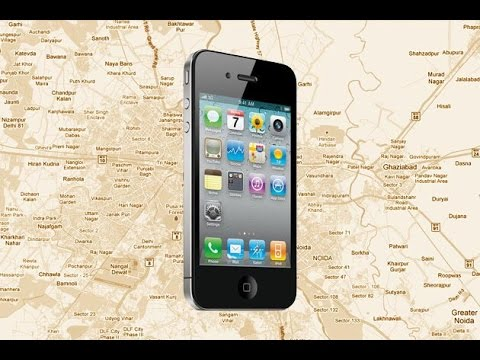 How To Find Anyone's Location With A iPhone (very easy)