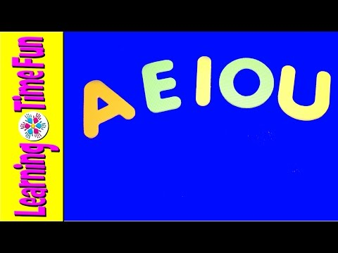 Learn Vowel Sounds & Phonics with our VOWEL BOX for Kids, Vowels, Phonics, Short Vowels, Long Vowels