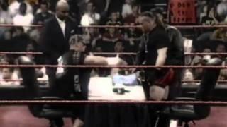 "Rob Van Dam vs. John Cena Feud MV ""One Opportunity"""