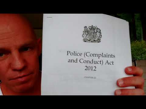 Got a police complaint ? You need to know this.