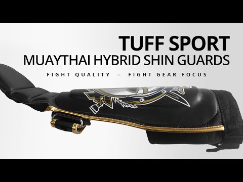Tuff MuayThai Hybrid Shin Guards - Fight Gear Focus Mini Review