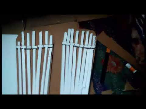 how to make cricket kit in home