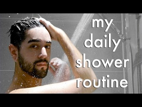 My Daily Shower Routine - Men's Morning Routine & Products 2017  ✖ James Welsh