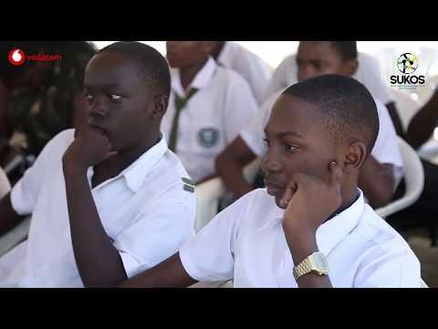 Sukos & Vodacom Tanzania Foundation kutoa msaada na elimu ya kujikinga na Maafa mashuleni.