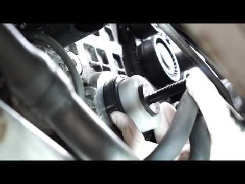 BMW N54  2006 2010 Front crankshaft seal replacement