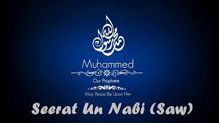 Seerat-un-Nabi. Biography of the blessed Prophet Muhammad (pbuh) (Urdu) 1/8