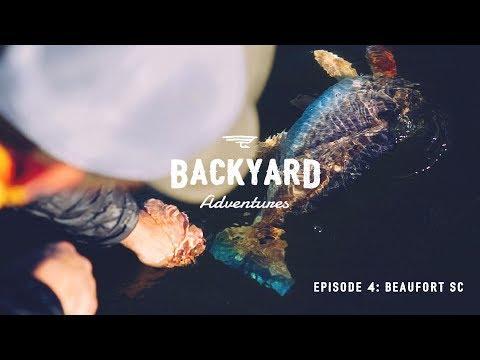 Backyard Adventures: Beaufort, SC