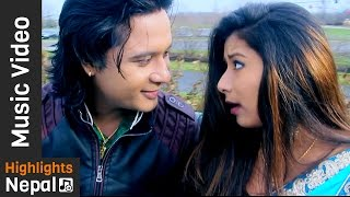 Timi Manma - New Nepali Modern Love Song 2016/2073   Dhan Baraily, Banika Pardhan