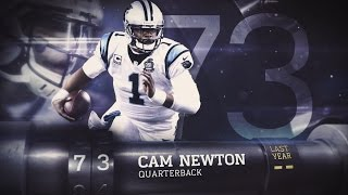 73 Cam Newton Qb Panthers Top 100 Players Of 2015