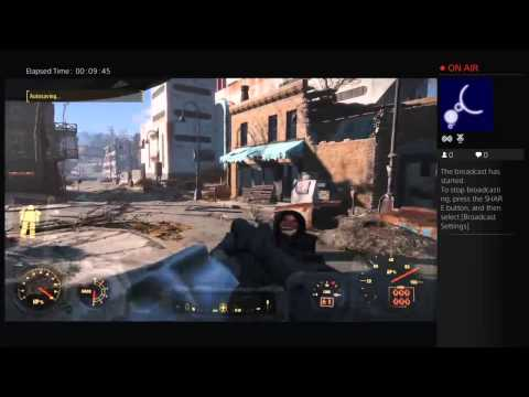 Fallout 4 random gameplay pt. 1