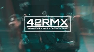 42 Remix - Snow Boyz x Yomi x Castro x Nima (OFFICIAL MUSICVIDEO by PHILIP GEERTSEN)