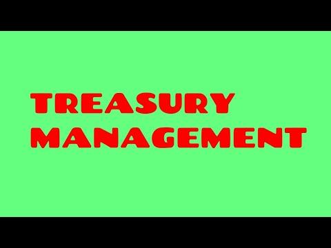 TREASURY MANAGEMENT  JAIIB CAIIB BANK PROMOTION LECTURE VIDEO