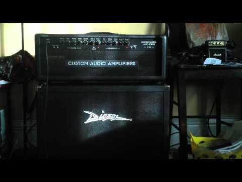 Suhr/Custom Audio Electronics - PT100.