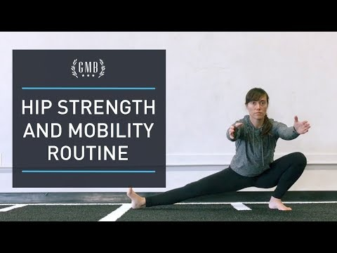 Fix Hip Pain: Hip Mobility & Strengthening Exercises
