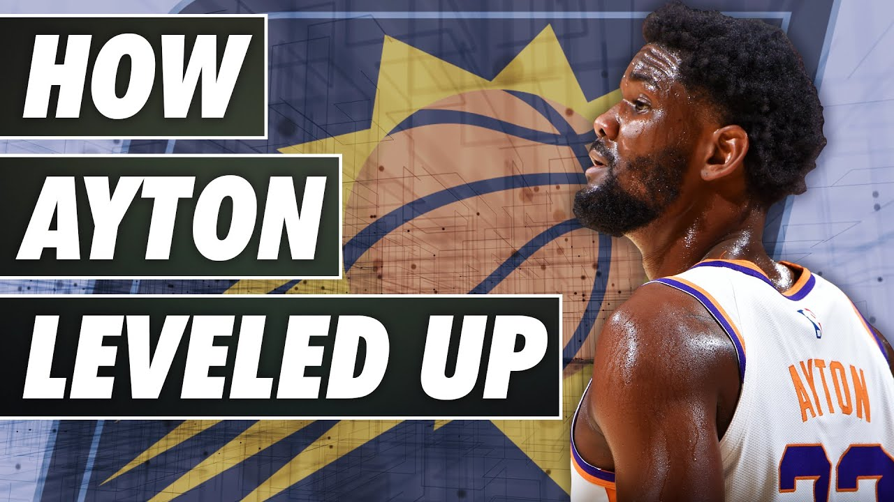 Deandre Ayton Is Playing the Best Basketball of His Life | Phoenix Suns Breakdown | The Void