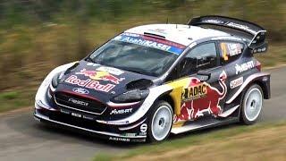 ADAC Rallye Deutschland - SS3 WRC
