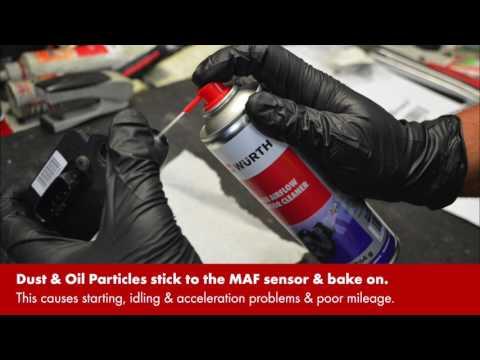 Mass AirFlow Sensor Cleaner