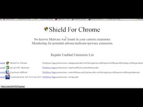 How To Remove Malware and Adware Chrome Extensions