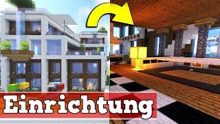 Minecraft Deutsch Haus Einrichten Videos Ytubetv - Minecraft hauser einrichten deutsch