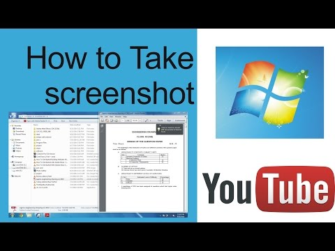 how to take a screenshot on windows xp without print screen button