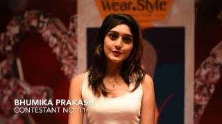 Contestant No. 11 : Bhumika Prakash
