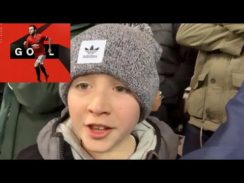 Manchester United v Wolves | Match Day Vlog | FA Cup 3rd Round Replay | 15.01.2020