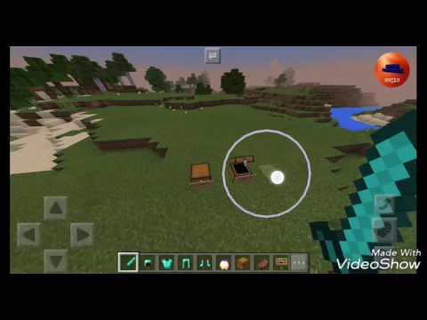 GIANT IRON GOLEM ATTACK!!!-MineCraft Pe.(Add-on)