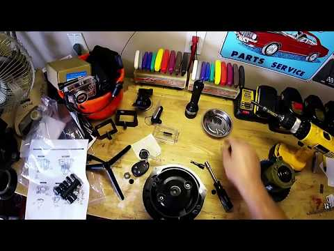 HHr blower motor replacement the proper way