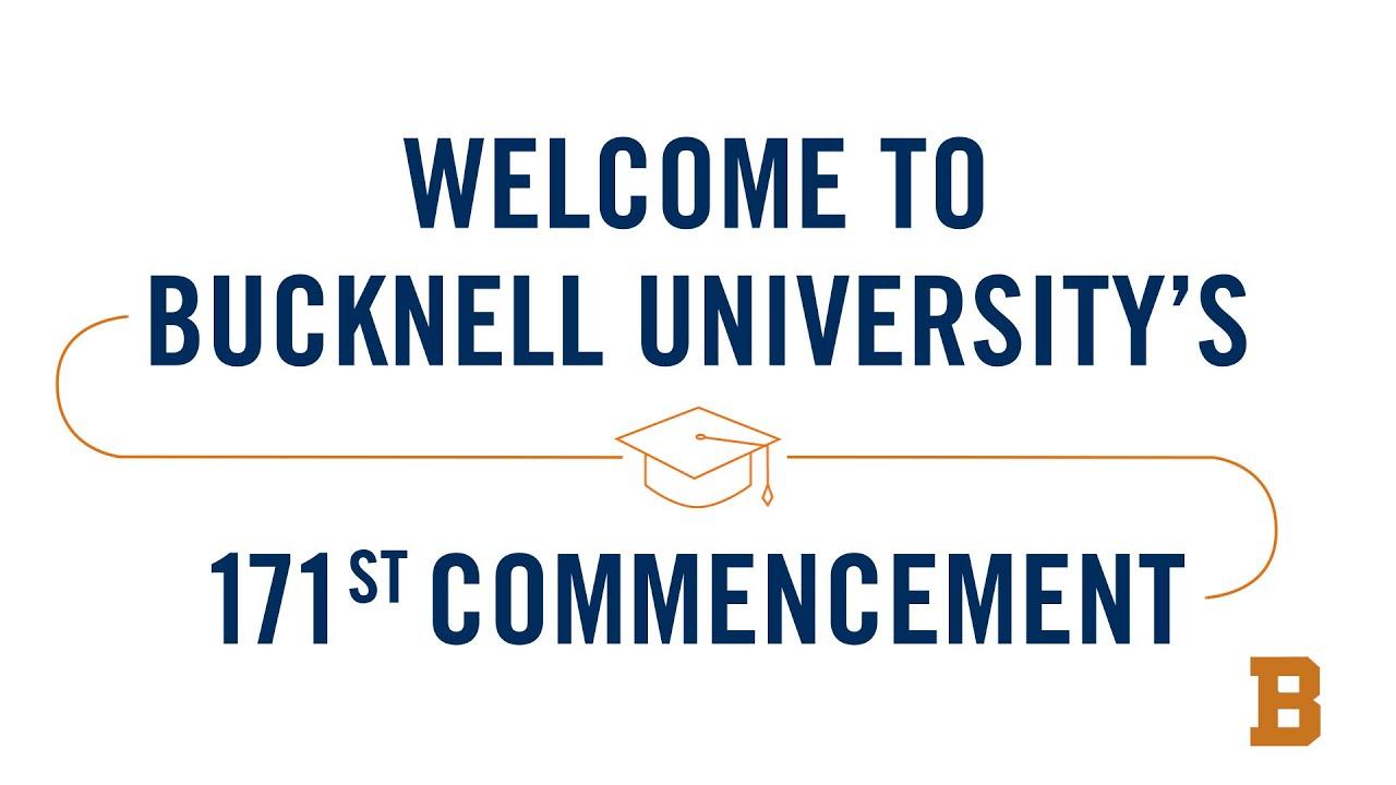 Class of 2021 Commencement Jumbotron Video • Bucknell University