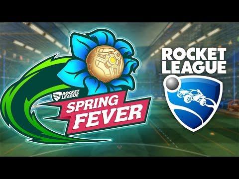 SPRING FEVER - NEW EVENT! | Rocket League