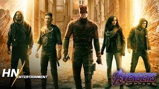 Download MARVEL Explains Why The Defenders Were NOT In Avengers Endgame Video