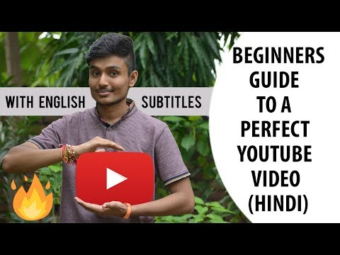 Tips To Make Professional YouTube Videos at a Low Cost 2018 | TechaasaanTV | (Hindi/हिंदी)