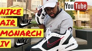 online retailer 5422c af10e NIKE AIR MONARCH REVIEW - THE NEXT HYPEBEAST SHOE IS NO LONGER JUST FOR DADS .